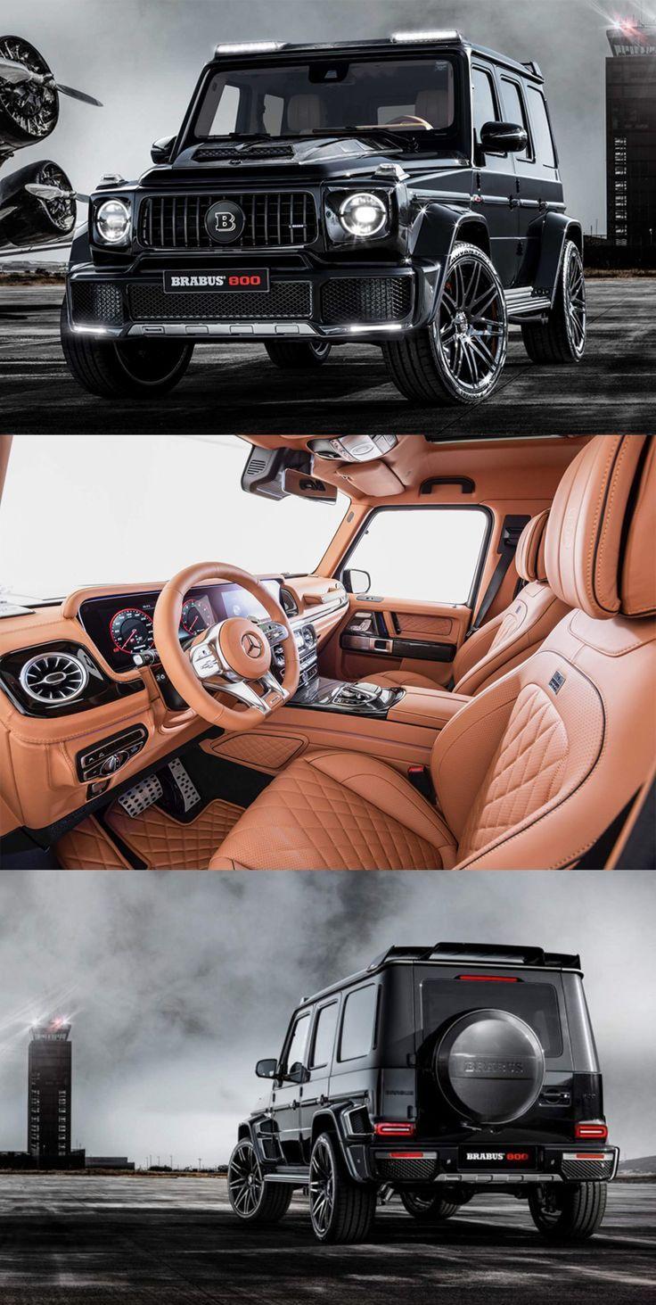 """""""Gelandenwagen"""" In A Completely Different Edition – Brabus 800 Widestar – Car's"""