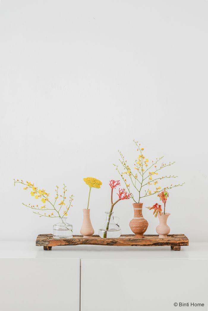 Bloomon bloemen vaasjes ©BintiHome