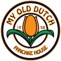 My Old Dutch - lovely Dutch pancake house! Go on Mondays when all pancakes are £5 each! :)