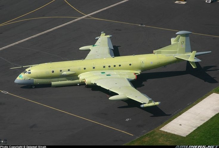 BAE Systems Nimrod MRA4 - UK - Air Force | Aviation Photo #0893125 | Airliners.net