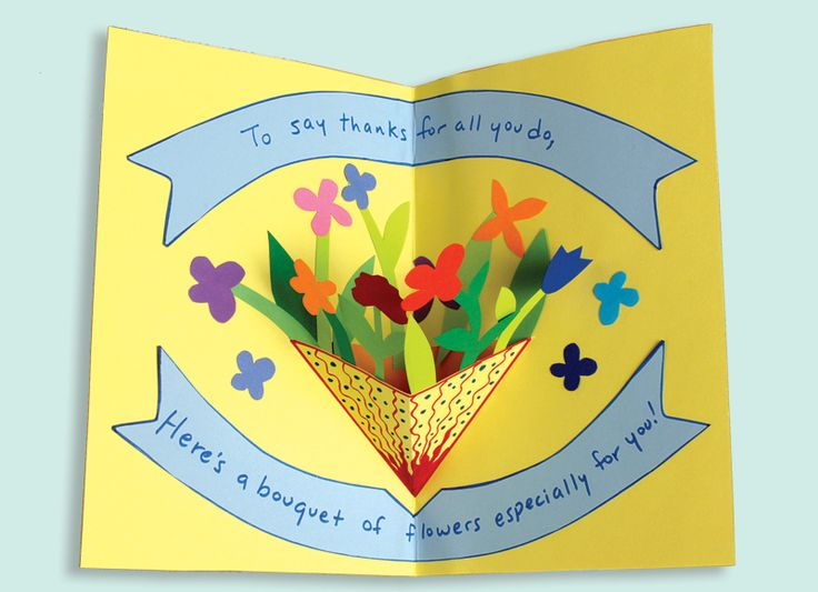 Mother S Day Card Ideas For Aunt From Kids