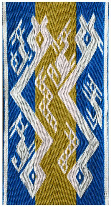 motif from the so-called Arlon bands. Marijke van Epen