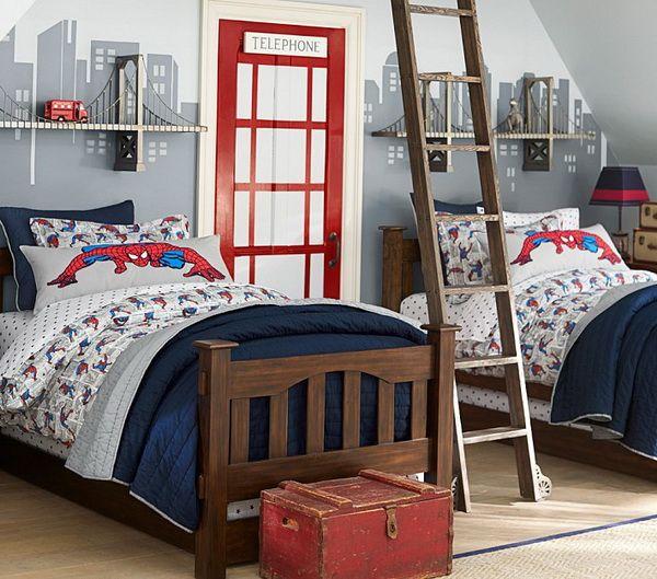 Közös szoba – a 22 leginspirálóbb fiú szoba