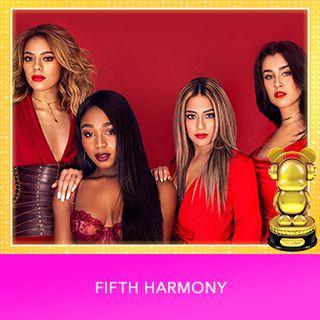 RDMA 2017 Winner - INTERNATIONAL - BEST GROUP - Fifth Harmony