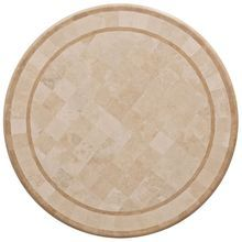 Orpheus Travertine Natural Stone Table Top