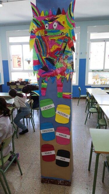 El monstre a l'aula