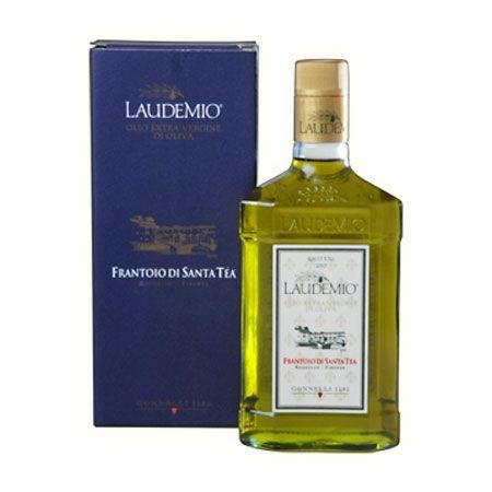 Ulei de Masline Extravirgin, Laudemio, Frantoio di Santa Tea, 500 ml - Gonnelli, Italia