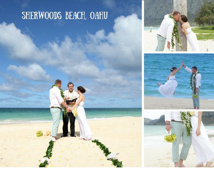 Beach Wedding Ceremony Oahu: 1000+ Images About Oahu Beach Weddings On Pinterest