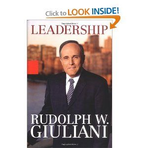 a literary analysis of leadership by rudolph giuliani Analysis of the leadership of rudolph giuliani leadership a you need to look at rudolph giuliani in particular his leadership post 9/11 b.