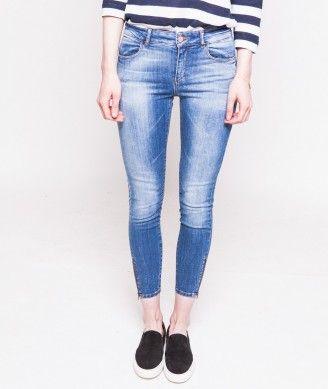GLOBAL FUNK Two Jeans medium blue