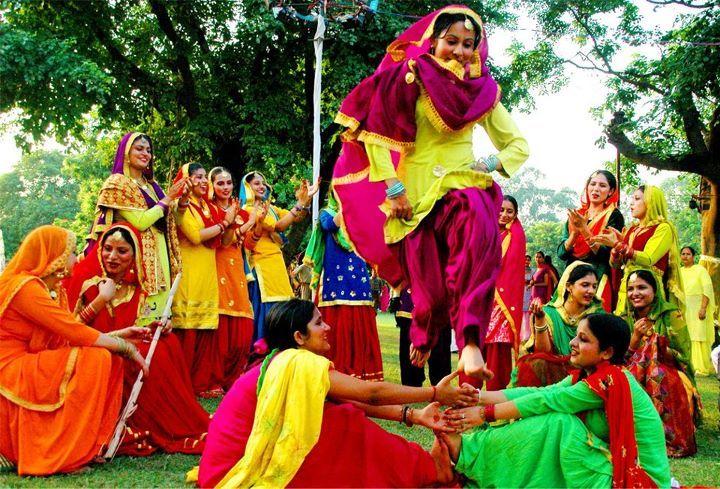 Celebrate Baisakhi in Punjab