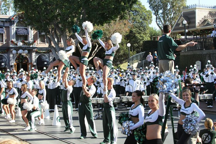 Michigan state spartans cheerleaders removed (has