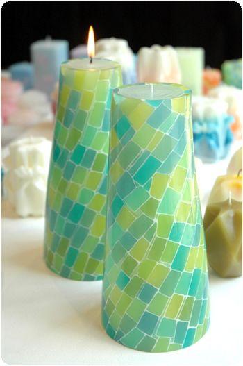 Candle Craft Contest 2008 miura