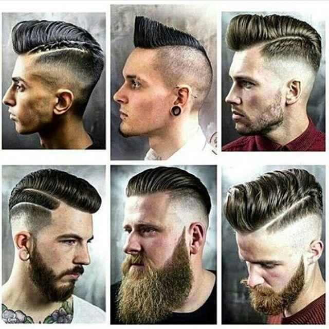 Sebelum nya Trend Gaya rambut Emo/Ponian dan Mohawk jadi idaman pria2  Sekarang syukurlah masa2 sulit itu sudah tergantikan dengan style2 ini Hahaha  Pick up your Pomade and Make changes!!! #pomade #pomadebah #pomadetarakan #pomadekalimantan #pomadeberau #nunukan #kaltara #ktt #tanatidung #malinau #berau #pulaubunyu #hairmenstyle #barbershop #mensgrooming by pomadebah