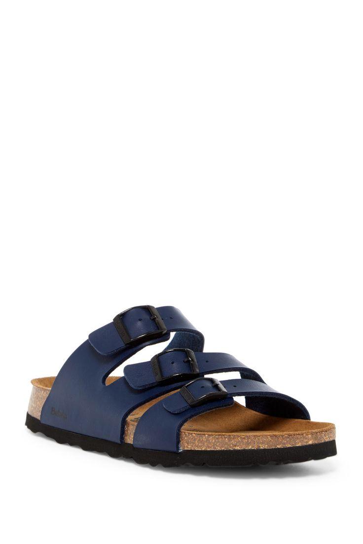 Leo Triple Slide Sandal