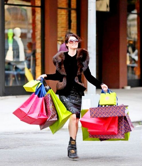 Kenali Ciri-ciri Shopaholic Disini