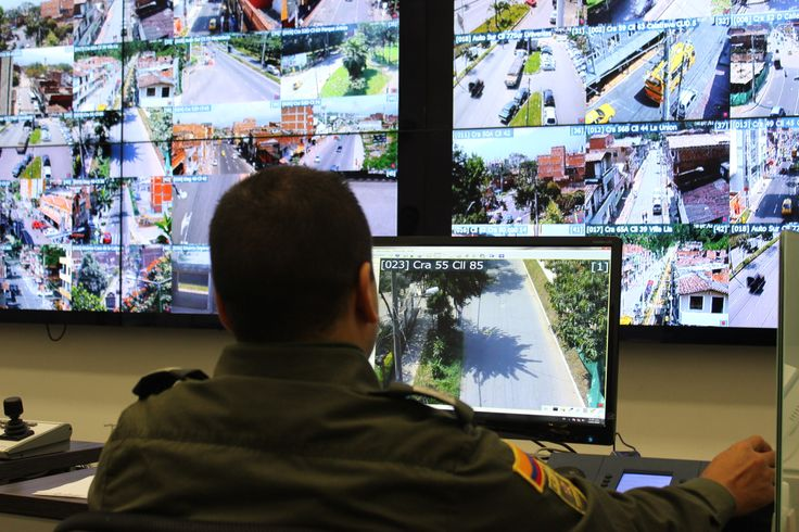 Cada rincón de nuestro municipio ahora esta monitoreado y protegido por la institucionalidad para que estemos mas seguros!!