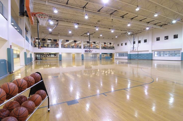 Indoor Basketball Court Live The Dream Pinterest