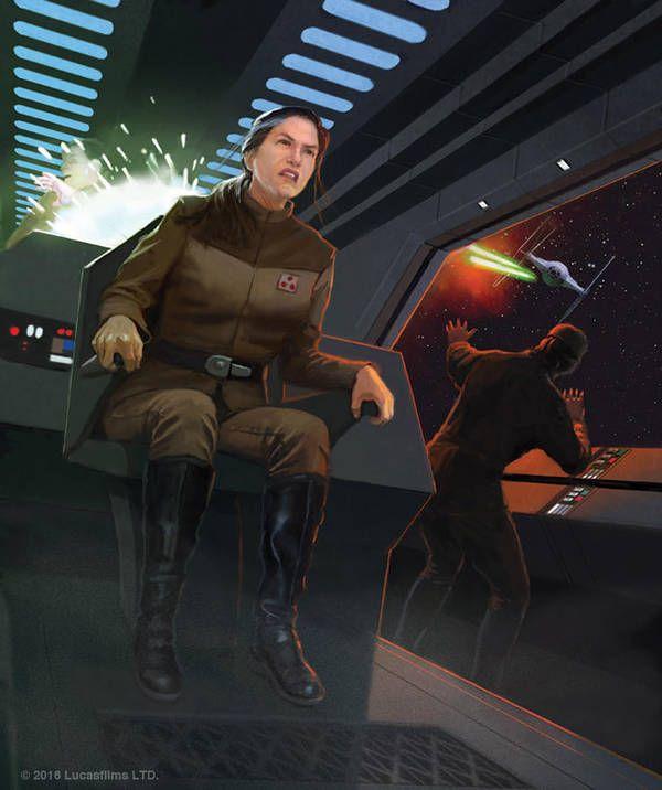Alliance Command by JeffLeeJohnson | Things 3 | Star wars