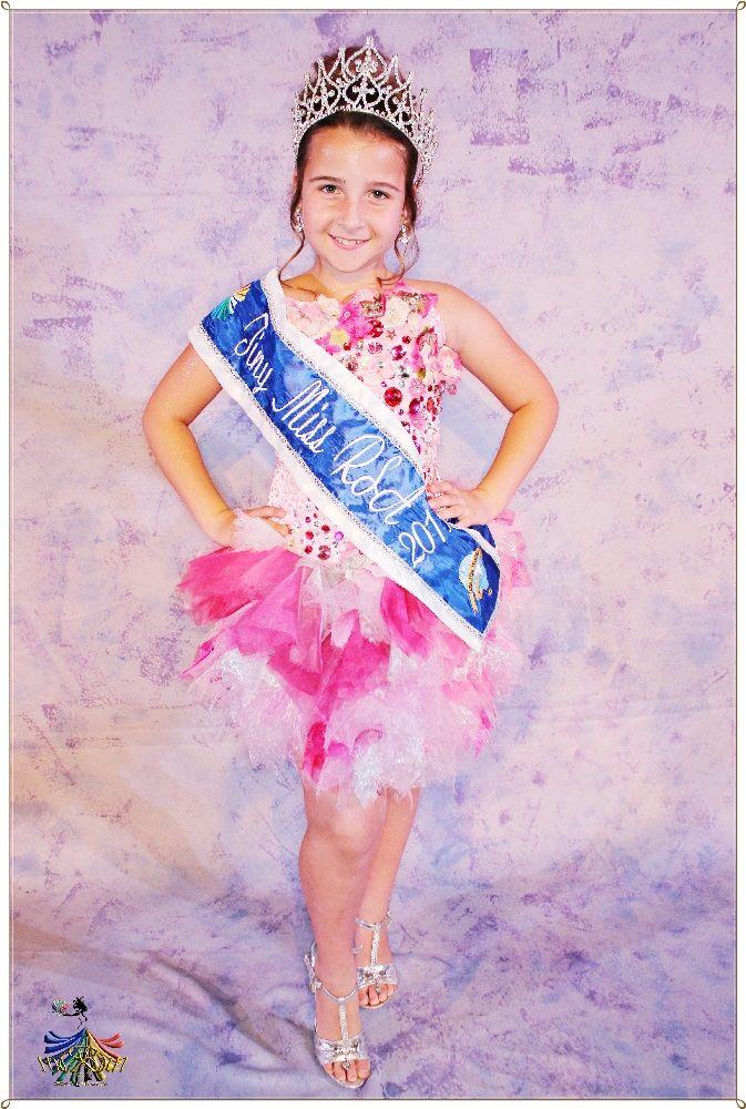Tiny Miss RSA 2015 - Winner Angelina Cortes