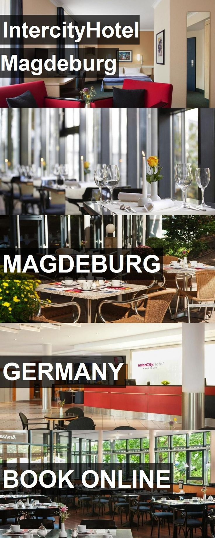 IntercityHotel Magdeburg in Magdeburg, Germany. For more information, photos, reviews and best prices please follow the link. #Germany #Magdeburg #travel #vacation #hotel