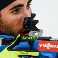 Martin Fourcade sacré sur le sprint aux Mondiaux de biathlon