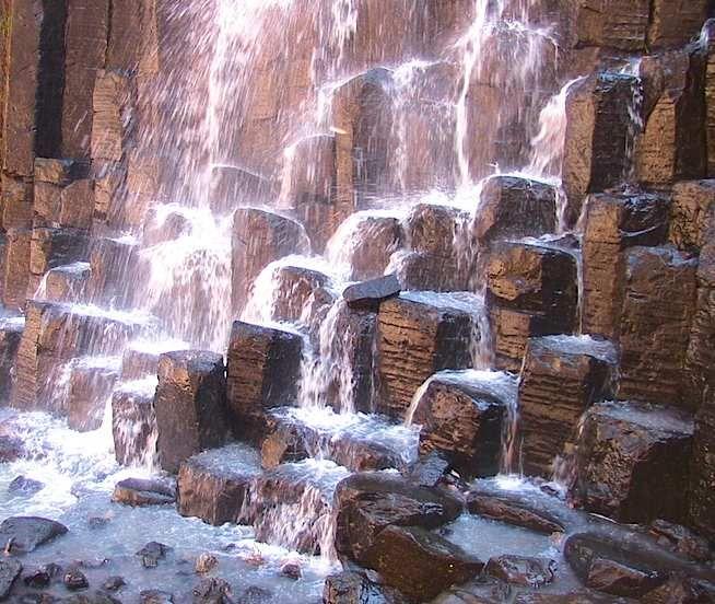 Prismas Basalticos  | Prismas Basálticos, San Miguel Regla ( Huasca de Ocampo ), México ...