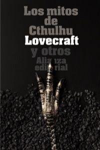 Los mitos de Cthulhu, H.P. Lovecraft $13.30 euros). Ciclo de narraciones de horror cósmico ambientadas en mundos primigenios de caos y espanto.  ISBN: 978-84-206-4334-2  Quieres conocer el resto de la lista de libros de terror? http://www.imosver.com/blog/mejores-libros-de-terror-historia/