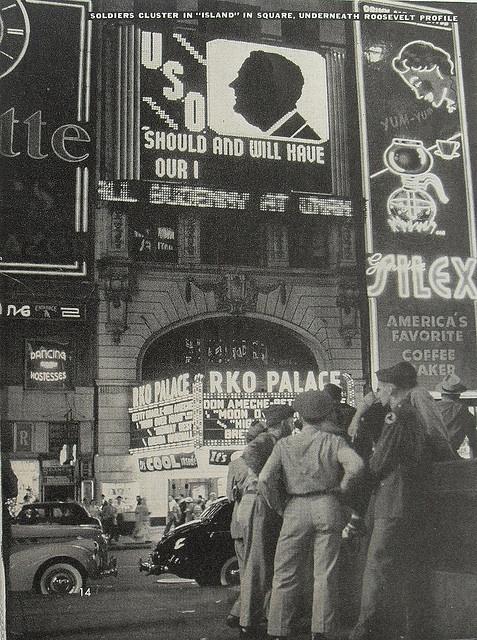 1940s NYC  #NYC