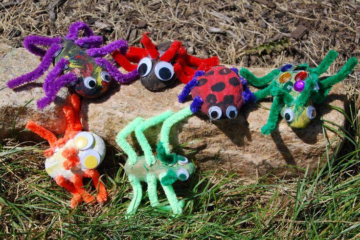 Summer Camp- WEEK 9- Bug Week - Homegrown Friends