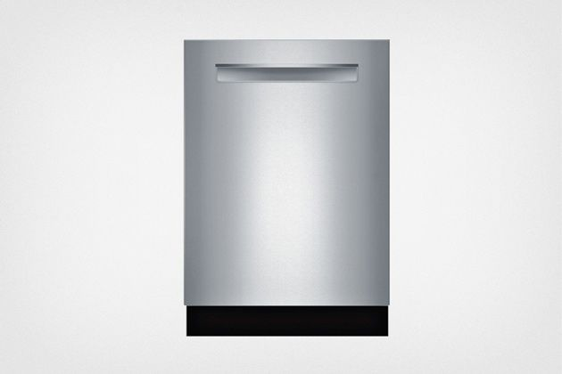 Minimalist design, minimal noise-levels, and maximum capacity and versatility make the Bosch 500 Series our pick for the second year running.