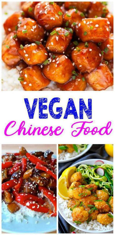 9 Vegan Chinese Food Best Vegan Chinese Food Recipes Easy