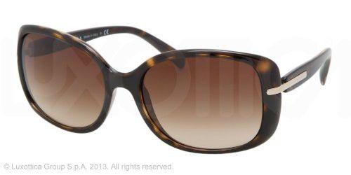 Prada SPR 08O 2AU-6S1 Havana Sunglasses SPR08O - 57mm | $553,927.37