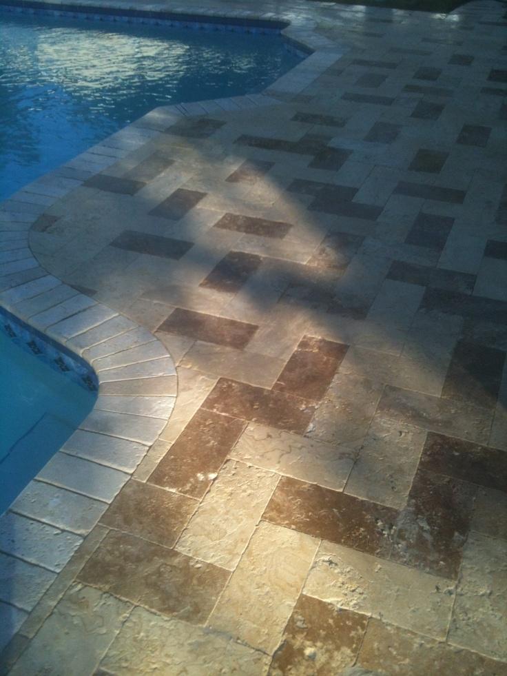 11 best pool deck images on pinterest | pool decks, backyard ideas