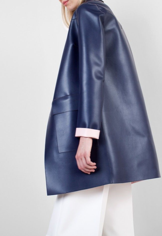 MSGM Pito Jacket Violet – Voo Store