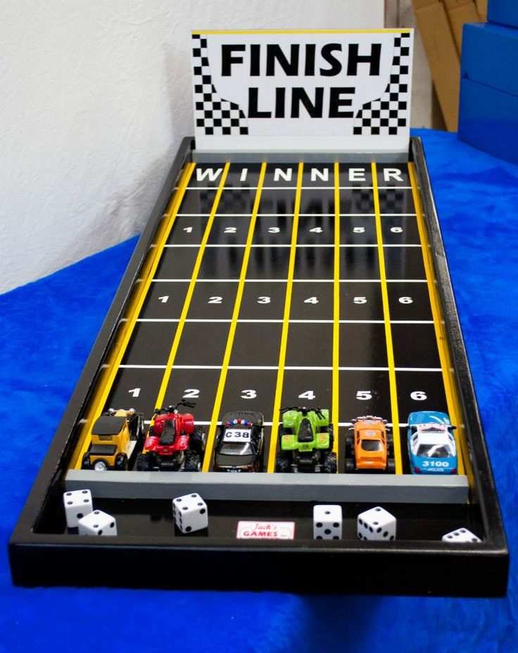 Buy or rent the fun Road Rally Game--perfect for kids and teens! It is a game…