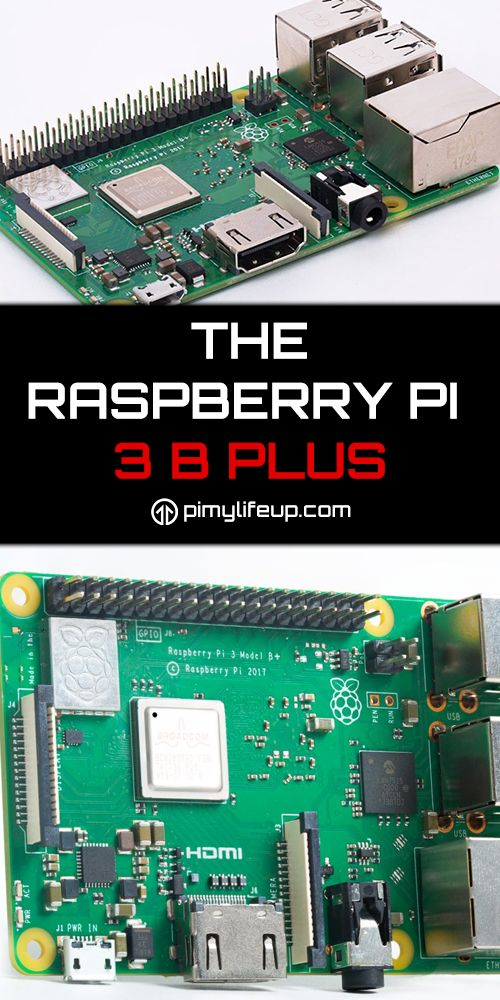 The Raspberry Pi 3 B+ is here with a Range of Awesome