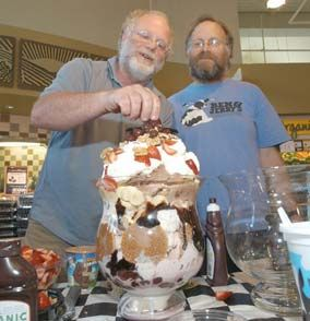 Ben & Jerry got their start making ice cream after taking a $5 course on ice cream making at Penn State.  Originally they were going to make bagels, but decided the cost of the setup was too much.