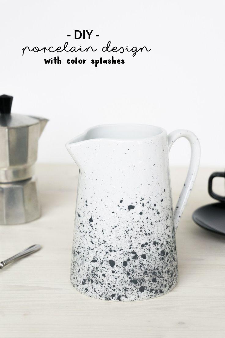 die besten 25 farbspritzer ideen auf pinterest blau. Black Bedroom Furniture Sets. Home Design Ideas