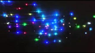 LED Colour Change Christmas Lights