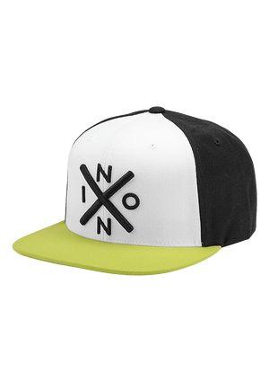 Exchange Snap Back Hat.