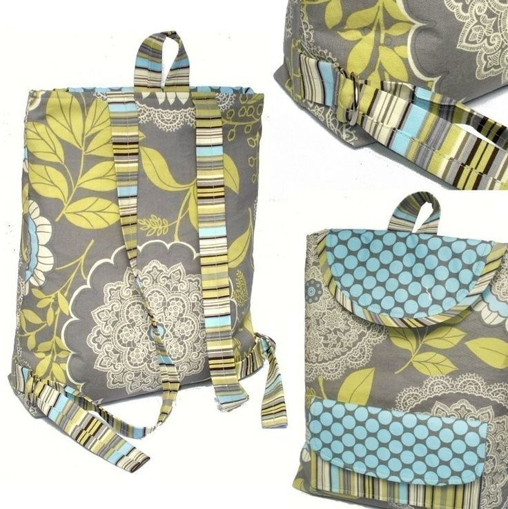 Free Backpack Sewing Patterns Choice Image - origami instructions ...