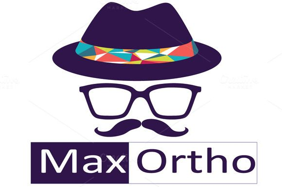 Check out Max Ortho Creative Logo by rahulsimpact on Creative Market