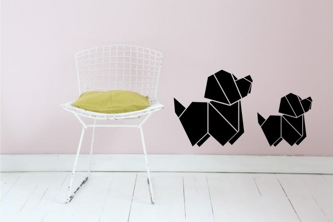 Origami Range - The Dogs by HELLO DOLLY