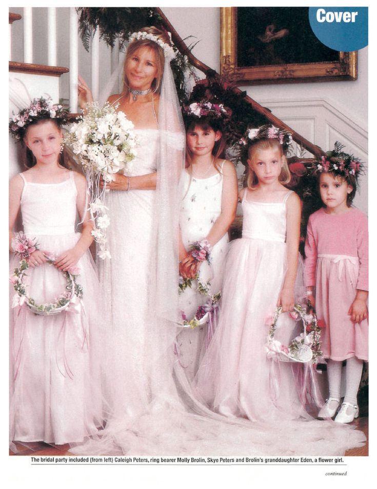 Barbra Streisand Son Bing Images Her Wedding