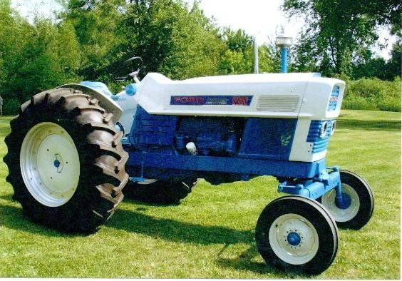Ford 6000 Diesel Tractor : Best images about ford tractors on pinterest