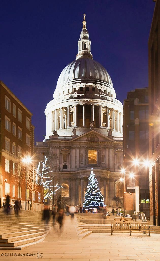 St. Paul's Cathedral - London, England | by Richard Beach