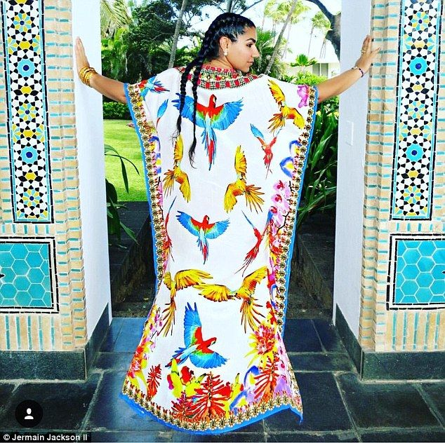 Before your summer jaunt to the tropics, check out Shah's of Sunset star Asa Soltan Rahmati's boldly patterned collection of luxe-yet-affordable kaftans and travel in style