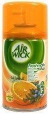Dit is de navulling voor de Air Wick Freshmatic Max Starter Touch of luxury Automatische Spray. Deze navulling verdrijft nare geuren, zoals die van sigarettenrook en verspreid een heerlijk frisse geur
