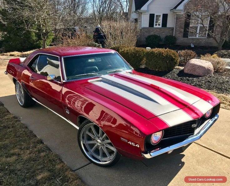 1969 Chevrolet Camaro SS #chevrolet #camaro #forsale #unitedstates